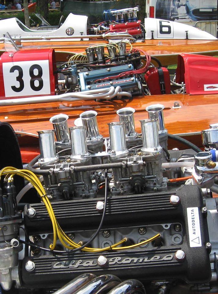 3-ALFA ROMEO-Montreal Autodelta-70 's EX: Casanova Petrobelli Casinghini