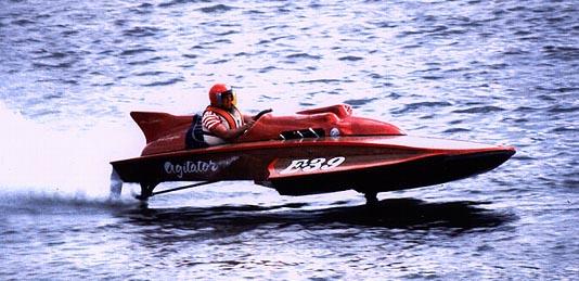 BB boat: Vintage hydroplane boat plans