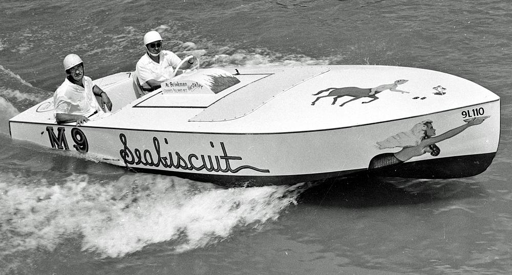 Seabiscuit Vi M 9
